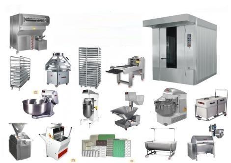 Выбор оборудования для пекарни.